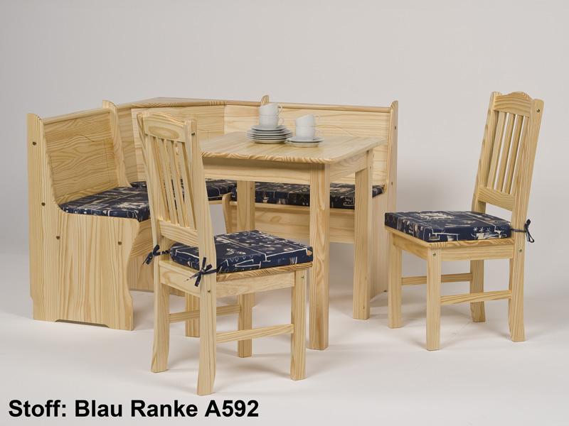 kleine eckbankgruppe eckbank kiefer gelaugt ge lt ebay. Black Bedroom Furniture Sets. Home Design Ideas