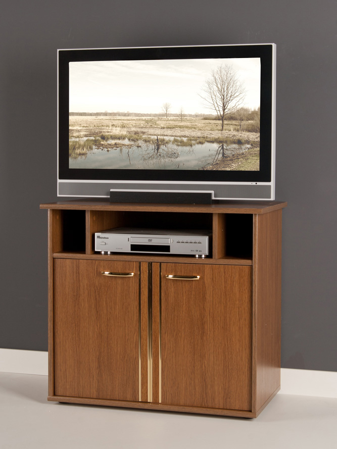 fernsehschrank fernsehtisch lowboard tv schrank tv element eiche rustikal ebay. Black Bedroom Furniture Sets. Home Design Ideas