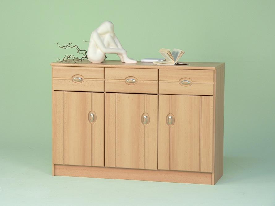 regalschrank mit t ren buche interessante. Black Bedroom Furniture Sets. Home Design Ideas