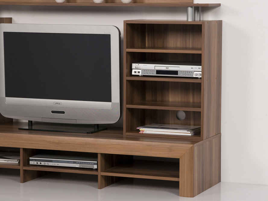 lowboard fernsehschrank tvhifi center medienm bel tv. Black Bedroom Furniture Sets. Home Design Ideas