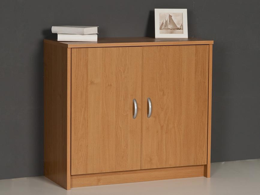 Sideboard kommode anrichte 2 t ren erle dekor ebay for Kommode erle