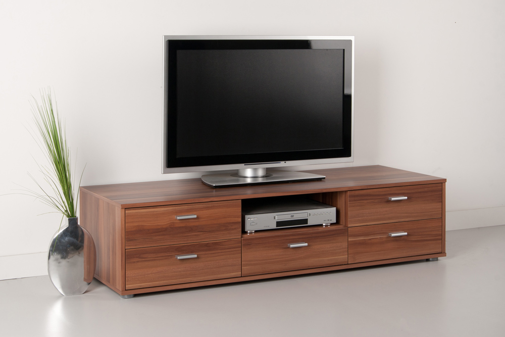 tv schrank nussbaum inspirierendes design f r wohnm bel. Black Bedroom Furniture Sets. Home Design Ideas
